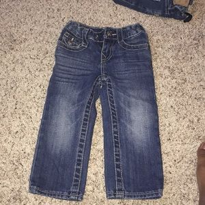 Toddler boy true religion jeans